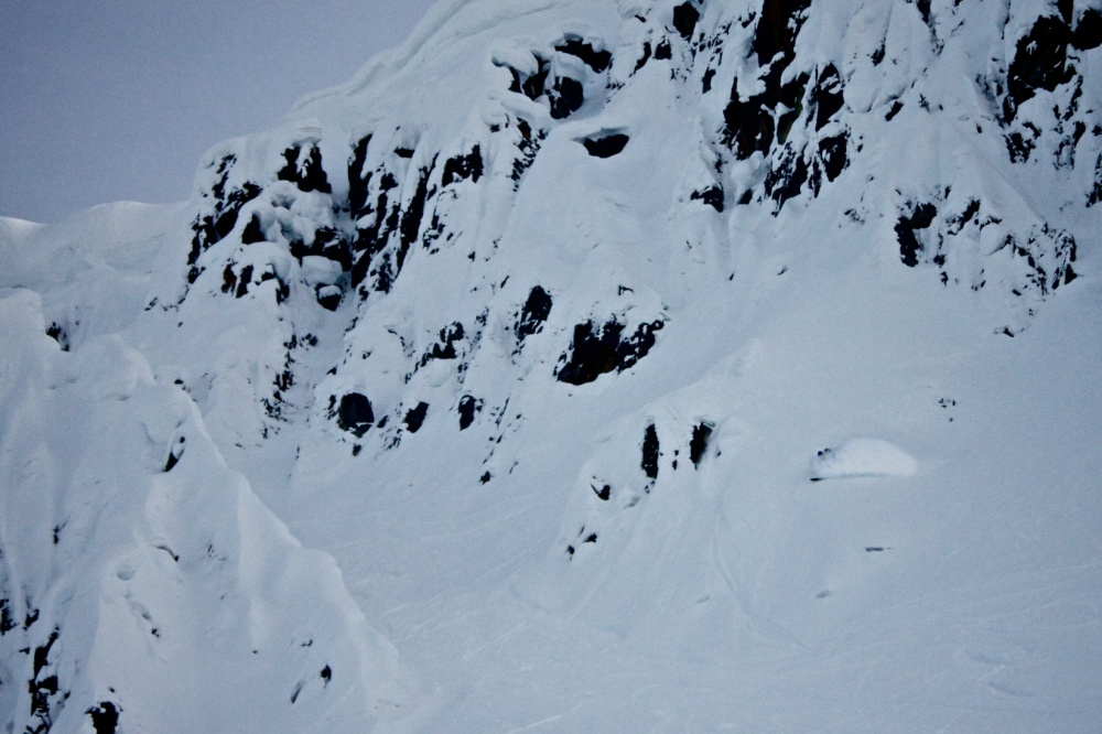 Bayden stepping into the whiteroom