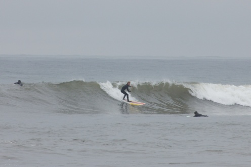 Dropping in on some east coast peelers
